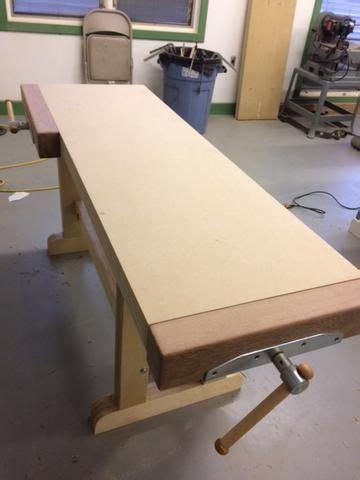 workbench  mdf plywood woodshop