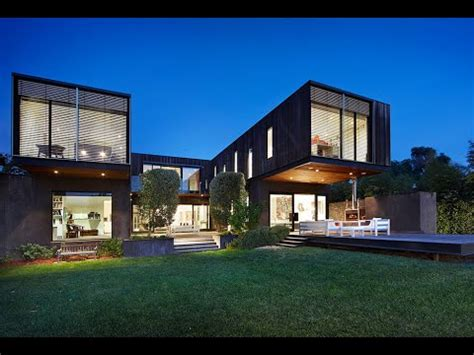 best shipping container homes design architecture ideas youtube