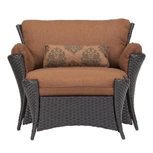 lazy boy oversized outdoor chair kick back with sears