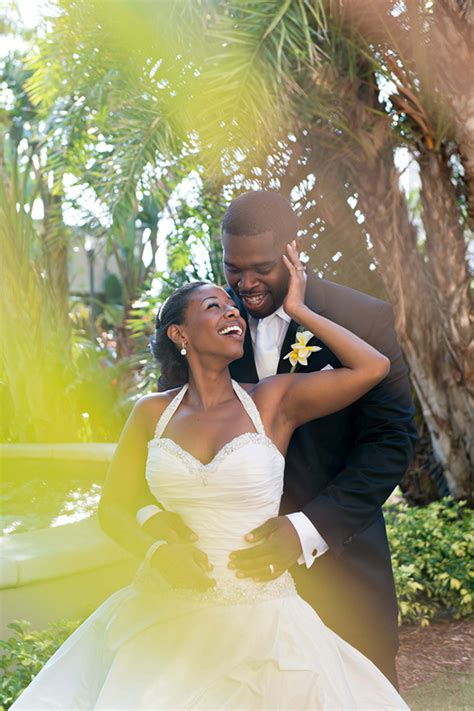 african american wedding candace george florida