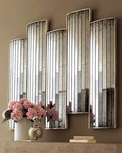 pin by mari contreras on home improvement pinterest With mirrored wall decor