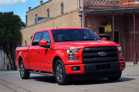 2015 Ford F 150 Front Three Quarters 433632 Photo 12