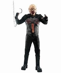 Adult Hell Raiser Chatterer Teen/ Scary Halloween Costume ...