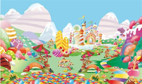 candy sweet world google candyland compleanno