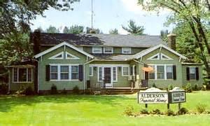 Alderson Funeral Home Cheshire Ct by Alderson Funeral Home 615 Cheshire Ct