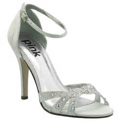 silver shoes for wedding pink paradox zara silver satin sandals wedding shoes bridal accessories