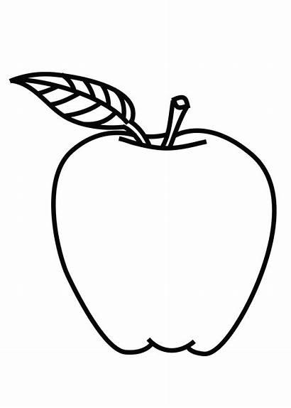 Apple Coloring Pages Sun Child Let