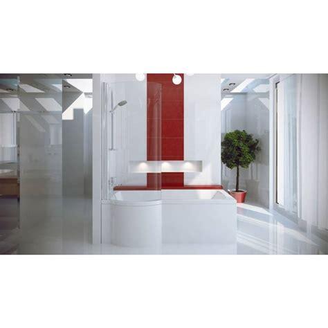 baignoire 170 x 70 baignoire inspiro 150 160 170 cm x 70 cm avec pare