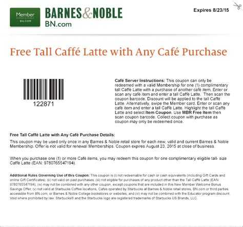 barnes and noble email coupon barnes and noble coupon thread part 2 dvd talk forum