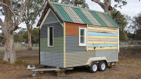 Go Tiny Häuser by Two Tiny Homes To Go The Hammer In Marrickville