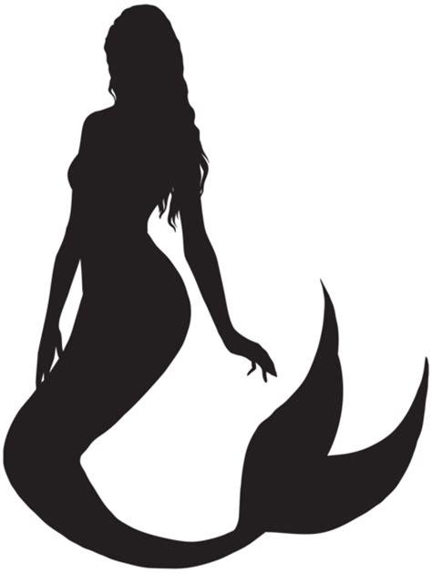 Princess Ariel Pumpkin Stencils by Mermaid Silhouette Png Clip Art Gallery Yopriceville