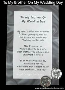 to my brother on my wedding day price 400 each With gift for my brother on his wedding day