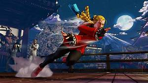 Karin Confirmed For Street Fighter 5 Watch Her In Action