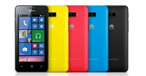 huawei ascend   windows phone  announced expected