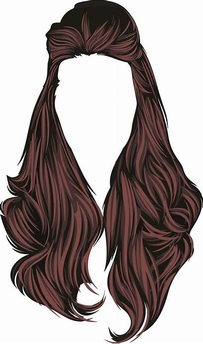 Hair Clipart Female Woman Transparent Svg Openclipart