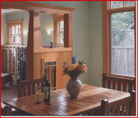 arts and crafts style homes interiors project