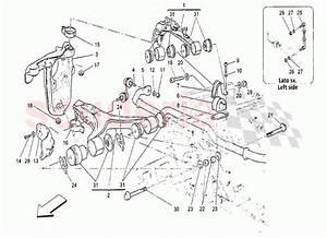 Maserati Granturismo Mc Stradale Front Suspension Parts