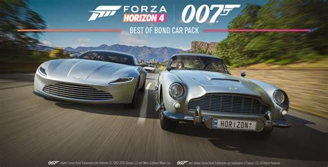 Honda Forza 250 4k Wallpapers by Forza Horizon 4 เป ดต วแล วพร อมแพ คเกจรถแบบ Quot Best Of Bond
