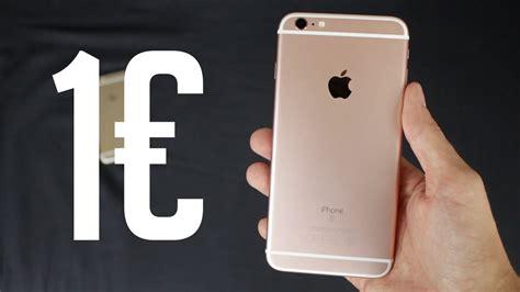 Acheter Un Iphone 6s Pour 1€ ! Sérieux? (arnaque)