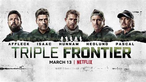 triple frontier teaser trailer