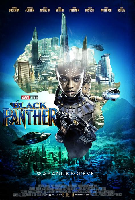 Black Panther Who Saves The World By Jgr Penton
