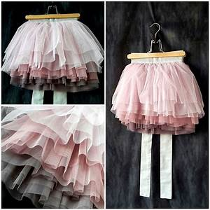 Tuto Tutu Tulle : 25 best ideas about tutu skirt kids on pinterest diy tutu skirt diy tutu and tutus ~ Melissatoandfro.com Idées de Décoration