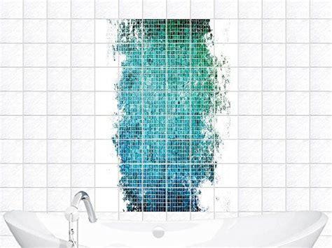 Fliesenaufkleber Muster by Fliesensticker Sticker Fliesenaufkleber F 252 R Badezimmer