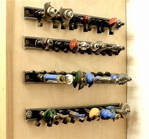 Storage Solutions for Router Bits - Popular Woodworking