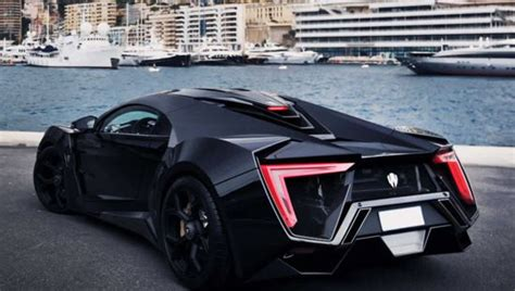 Top Five Most Expensive Cars In The World