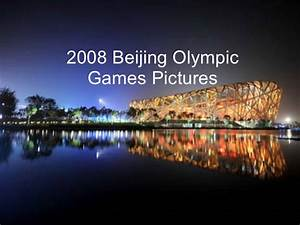 2008 Beijing Olympic Game Pictures