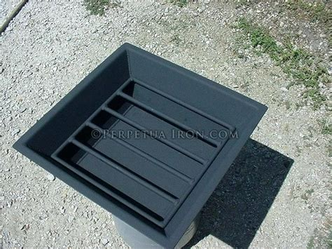 square pit insert replacement pit replacement pan pit replacement