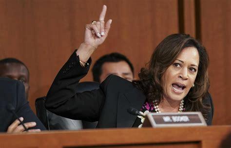 Kamala Harris unloads on 'unfit' Kavanaugh, White House in