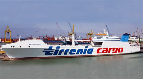 Ufficio Merci Tirrenia by Tirrenia Rafforza Il Trasporto Merci Da E Per La Sardegna