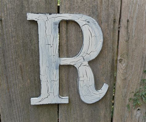 big letters for wall large letter r wall letter wood letter choice color