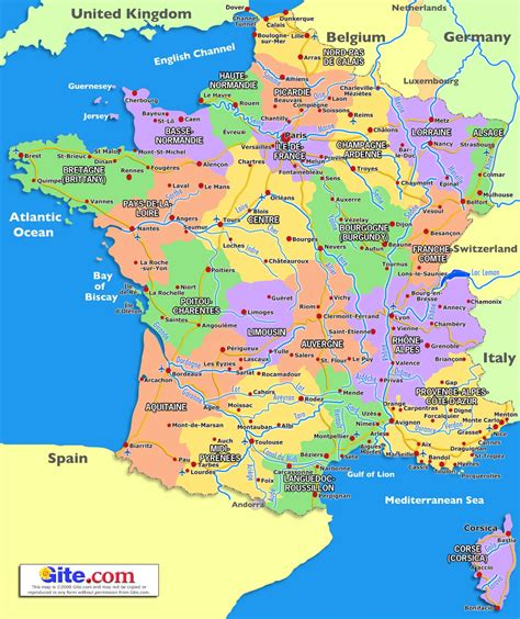 Guide To Places To Go In France  Brittany, Normandy, And