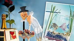 Geldgeschenke Verpacken Hochzeit : geldgeschenk verpacken kreative geschenkidee zur hochzeit ~ Eleganceandgraceweddings.com Haus und Dekorationen