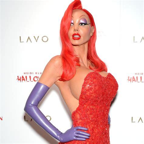 Heidi Klum Halloween Costumes Popsugar Celebrity