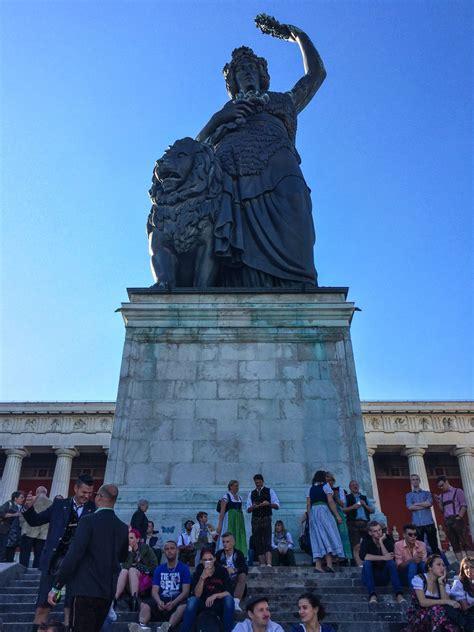 Bavaria: Statue View - Kynosarges Weblog