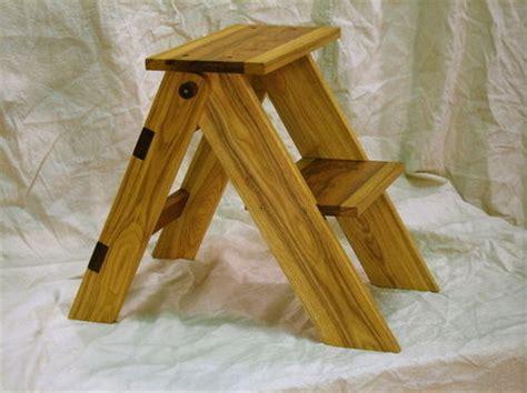 woodwork plans  wooden folding step stool  plans