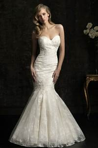 allure bridal lace mermaid tail wedding pinterest With mermaid tail wedding dress