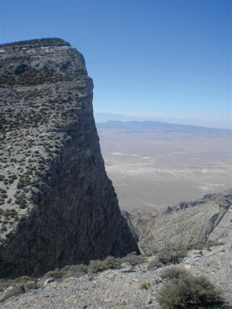 geosights notch peakbig cliff millard county utah geological survey