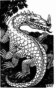 Basilisk  From The 1st Edition Monster Manual