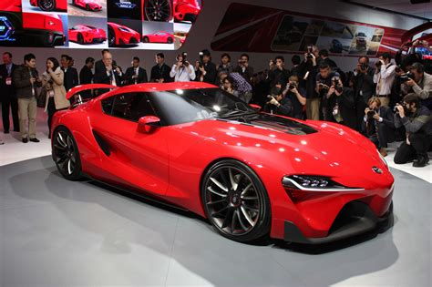 Toyota Ft 1 Concept Revealed