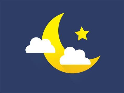 Sun Moon Stars Images Moon Animation By Grace Montoya Dribbble