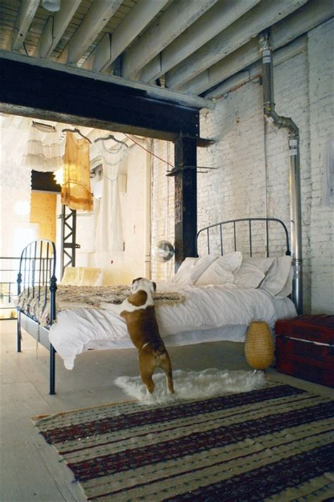 industrial bedroom designs  inspire digsdigs