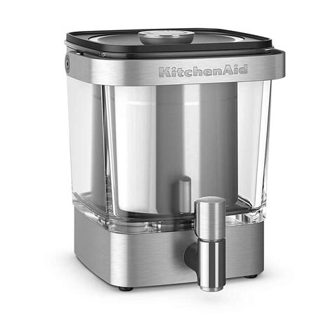 Because instant coffee doesn't come close to the real thing, we searched for the best camping coffee maker to brighten up your mornings on your campsite. KitchenAid's XL cold brew coffee maker is $50 off at Amazon