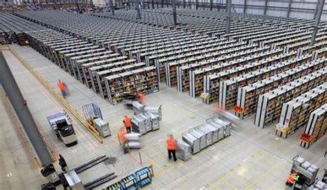 the inside of an amazon warehouse is a terrifying sight kotaku australia