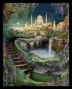 Hanging gardens, Imagination and Lost on Pinterest