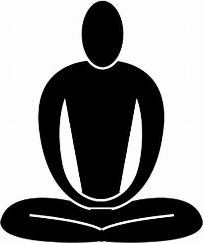 Meditation Clipart Mindfulness Clip Transparent Cliparts Need