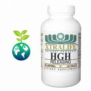 Hgh Releasing Xtralife - Hormona De Crecimiento - Comprar En Lima
